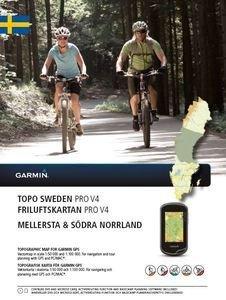 Garmin-cartes topographiques suède mellersta pro v4 &södra 010-12045-00 norrland
