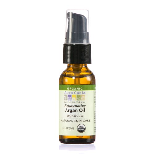 Aura Cacia Organic Argan Skin Care Oil, 1 Ounce