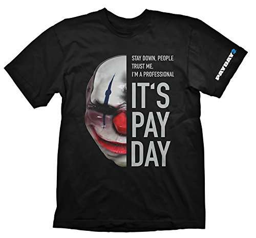 payday-2-t-shirt-chains-mask-m