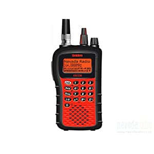 "Bearcat USC230E 2500 Channel Wideband VHF/UHF AM/FM Handheld Scanning Receiver with ""Close Call"" Feature"