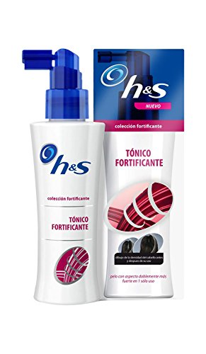 Head & Shoulders Locion H&S 125 Ml Tonico Fortificante 125 ml