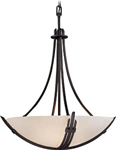 Troy Lighting Kendo Kendo Bronze 3-Light Pendant