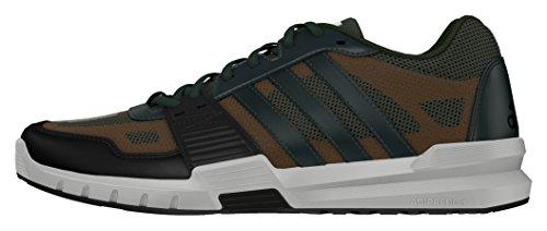 Adidas Essential Star 2, Scarpe da Fitness Uomo, Multicolore (Utiivy/Utiivy/Uniora), 42 2/3 EU