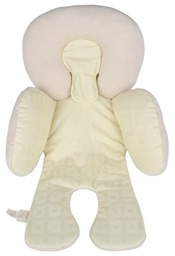 DorDor & GorGor Reversible Infant Head Support, Organic Cotton - 1