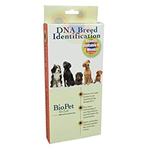 BioPet DNA Breed Identification Kit