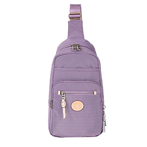 beside-u-brisbane-bks008-873-rfid-guarded-zip-pocket-leather-trimmed-crossbody-sling-bag-in-grapeade