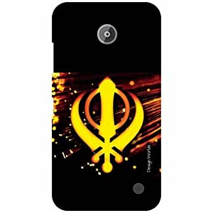 Design Worlds Nokia Lumia 630 Back Cover Designer Case and Covers