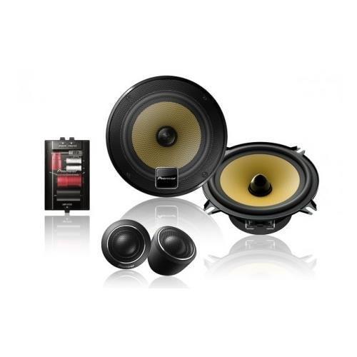 Pioneer TS-D1330C 5.25 D-Series 180-Watt Component Speaker Package (D Series Pioneer Components compare prices)