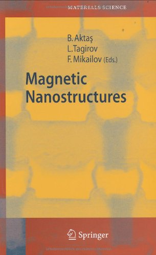 Magnetic Nanostructures (Springer Series In Materials Science)