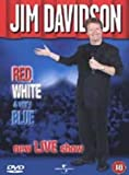 Jim Davidson: Red, White And Very Blue [DVD]