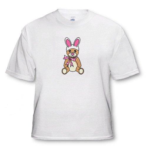 Easter Cute Easter Teddy Bear  Bunny Ears - Toddler