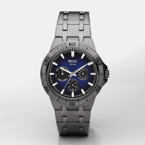 RELIC Kyle Stainless Steel Multifunction Watch
