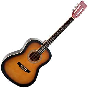 Classic Cantabile Western Series WS-11 Guitar Set Sunburst