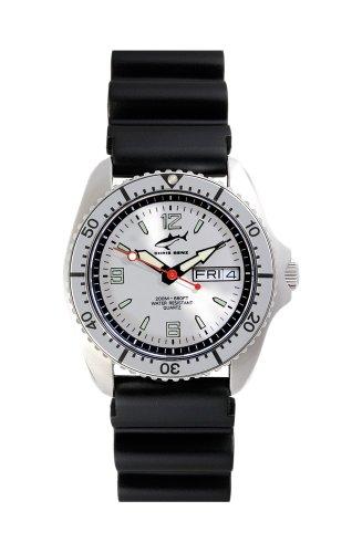 Chris Benz One Medium CBM-SI-SI-KB Unisex Diving Watch
