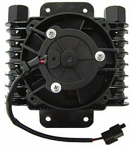 Amazon Com Northern Hurricane Oil Cooler With Cooling Fan
