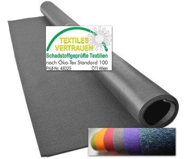 Multifunktionsmatte: Krabbelunterlage,Yogamatte, Fitnessmatte - Grau (180 cm x 180 cm)
