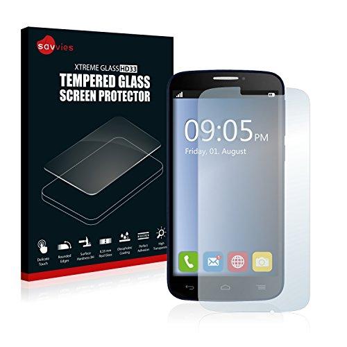 Schermo Vetro Alcatel One Touch Pop C7 Pellicola Vetro Temperato, Vetro Protettivo - Durezza 9H