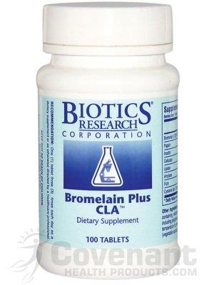 Biotics Research - Bromelain Plus Cla 100T