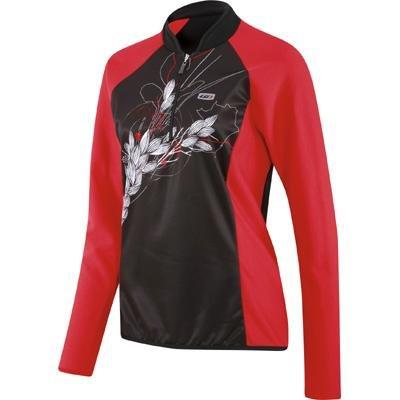 Buy Low Price Louis Garneau 2010/11 Women's Gardena Long Sleeve Cycling Jersey – 0823209 (B003ZHQSME)