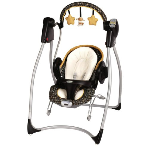 Graco Duo 2-in-1 Swing & Bouncer - Flare