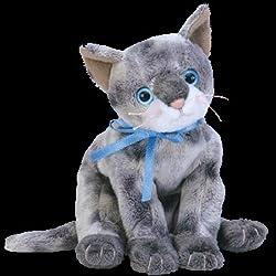 TY Beanie Baby - FRISCO the Gray Cat