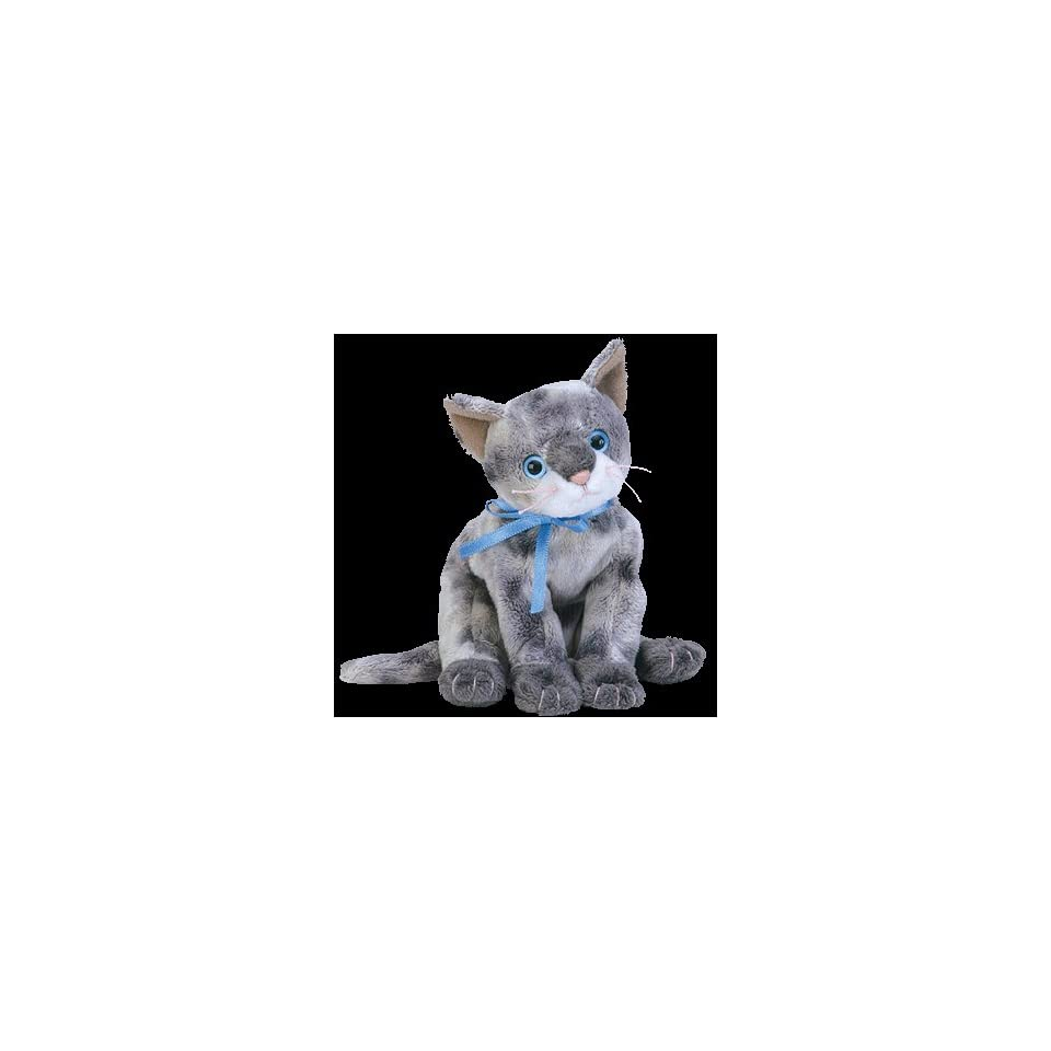 c3b54b9eb00 TY Beanie Baby FRISCO the Gray Cat Toys   Games on PopScreen