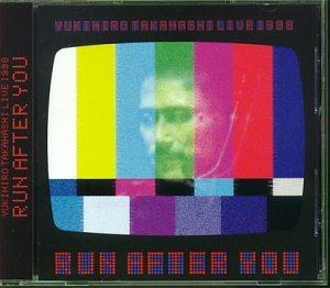 Live 1998: Run After You