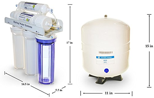iSpring-RCC1UP-AK-WQA-GOLD-SEAL-7-Stage-100GPD-Reverse-Osmosis-Water-Filter-System