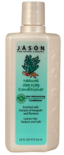 JASON Natural Cosmetics Everyday Hair Care -Natural