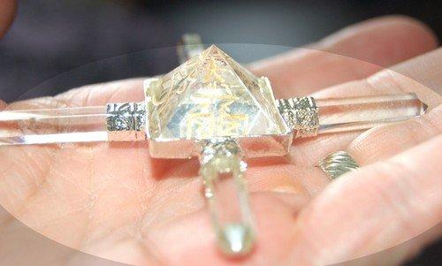Ahimsa crystals generatore di energia con griglia di for Generatore di casa virtuale gratuito