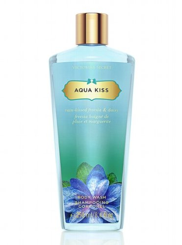 Victoria Secret Vs Fantasies Aqua Kiss Daily Body Wash