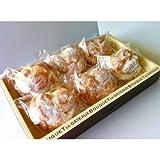 パティスリー白亜館 会津山塩シュークリーム 6個入 -クール冷凍-