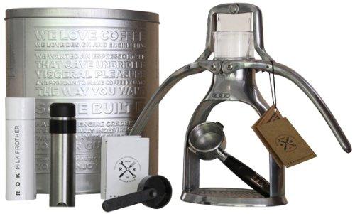 ROK Presso Manual Espresso Maker (Espresso Machine Simple compare prices)