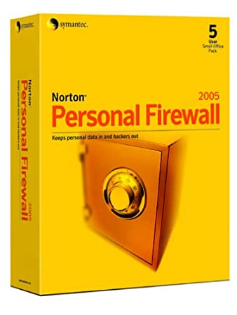 Norton Personal Firewall 2005 Office Pack - 5 Users