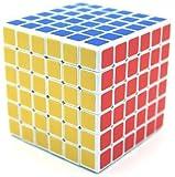 White Shengshou 6x6x6 Cube Puzzle