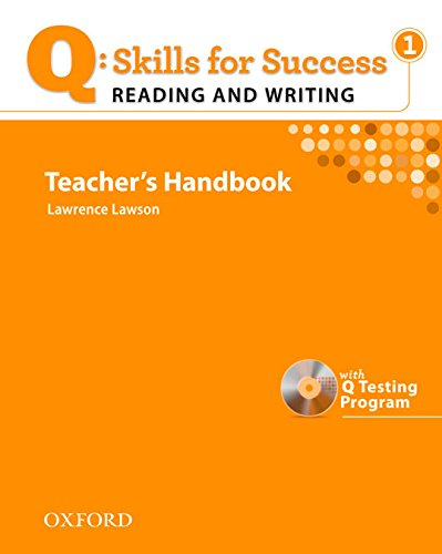 Q Skills for Success: Q Reading & Writing 1: Teacher's Book Pack