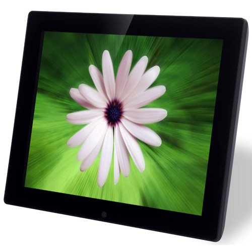 41J1NeeTcFL Coby DP843 8 Inch Digital Picture Frame (Black)