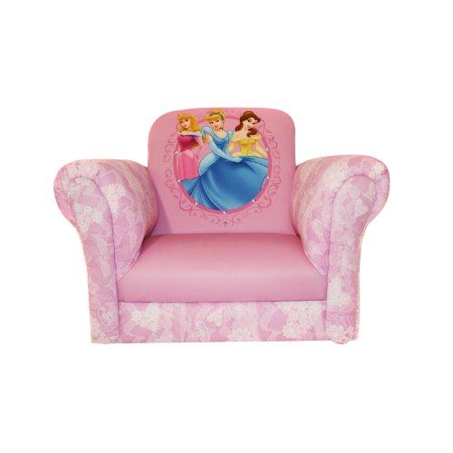 Disney Princess Armchair: Unique Children's Chairs For Girls