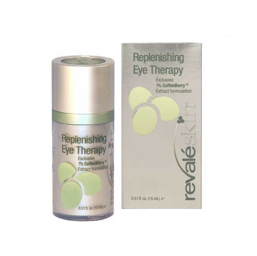 Revaleskin 1% Coffeeberry Extract Formulation Replenishing Eye Therapy, .51-Ounce Pump front-56010