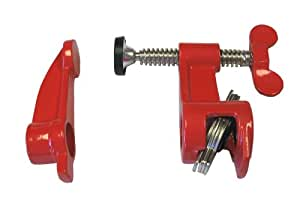 Bessey PC-34DR 3/4-Inch Deep Reach Pipe Clamp Fixture