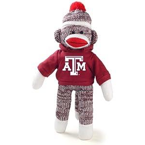 Texas A&m Sock Monkey - Beanie at 'Sock Monkeys'