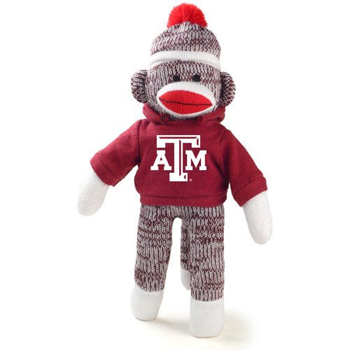 Texas A&m Sock Monkey - Beanie at 'Sock Monkeys'