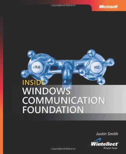 Inside Windows® Communication Foundation (Developer Reference)