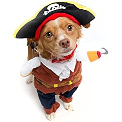 Pirate Dog Costume - Limited Edition (X-Large)