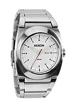Nixon - Mens Analog Don II Watch, Color: White