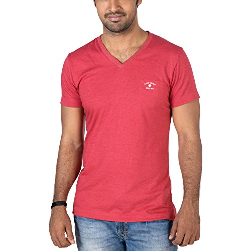 Jockey Radio Jockey V-Neck Men's T-Shirt (Multicolor)