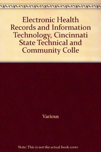 Electronic Health Records and Information Technology, Cincinnati State Technical and Community Colle