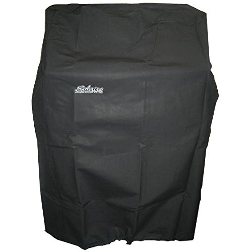 Solaire Grill Cover For 27 Inch On Angled Pedestal Base - Sol-hc-27pb (Pedestal Grill Cover compare prices)