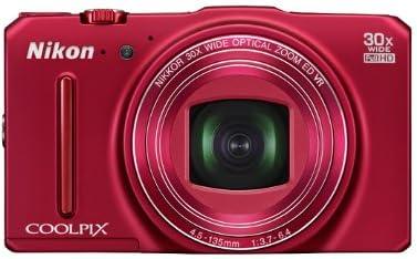Nikonデジタルカメラ S9700 光学30倍 1605万画素 ヴェルヴェットレッド S9700RD