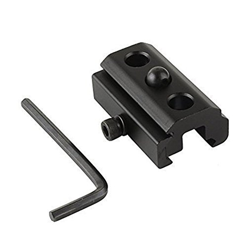 Cam Lock Bipod Sling Adapter Mount for Picatinny Weaver Rail 20mm